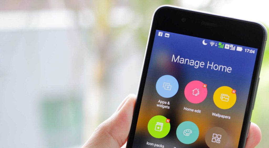 Smart Home Automation, controllable from your smart phone