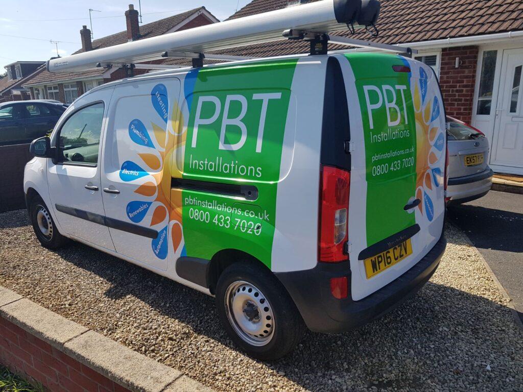 PBT Installations
